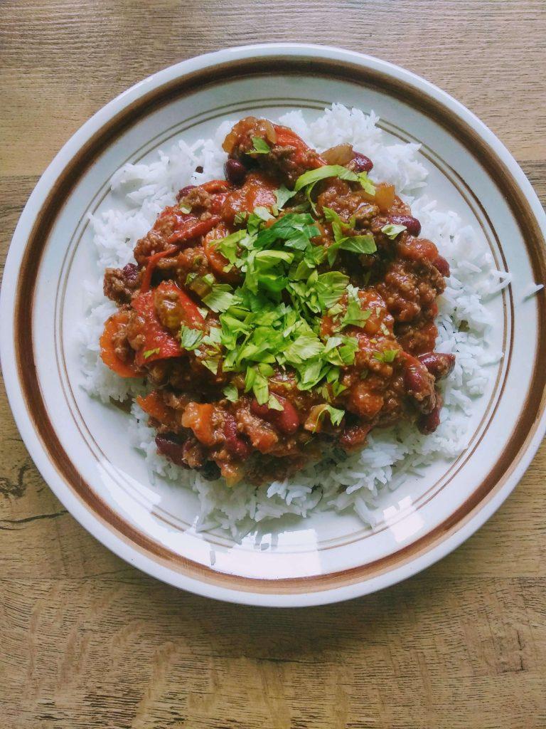 Zdjęcie nr 1 - Niezawodne Chilli con carne
