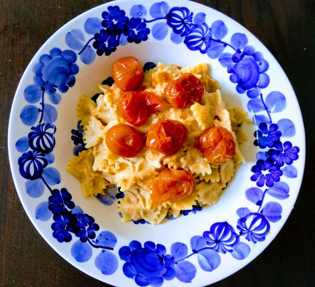 Zdjęcie nr 1 - Makaron z kalafiorowym sosem