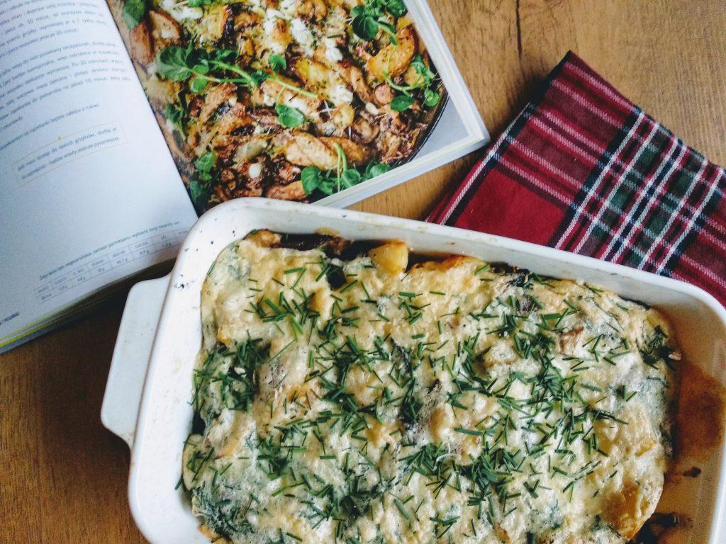 Zdjęcie nr 1 - Ziemniaki z grzybami al forno
