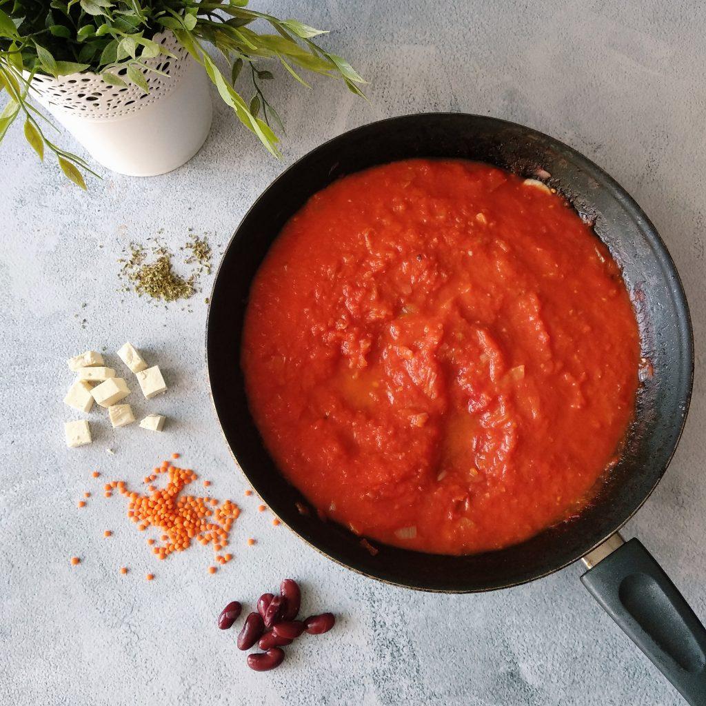 Zdjęcie nr 2 - Sos pomidorowy