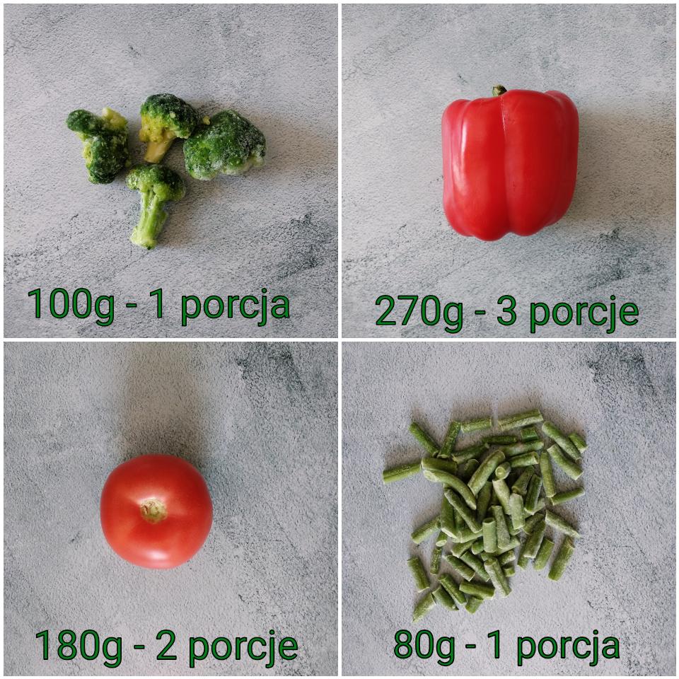 Zdjęcie nr 2 - 5 porcji warzyw w praktyce