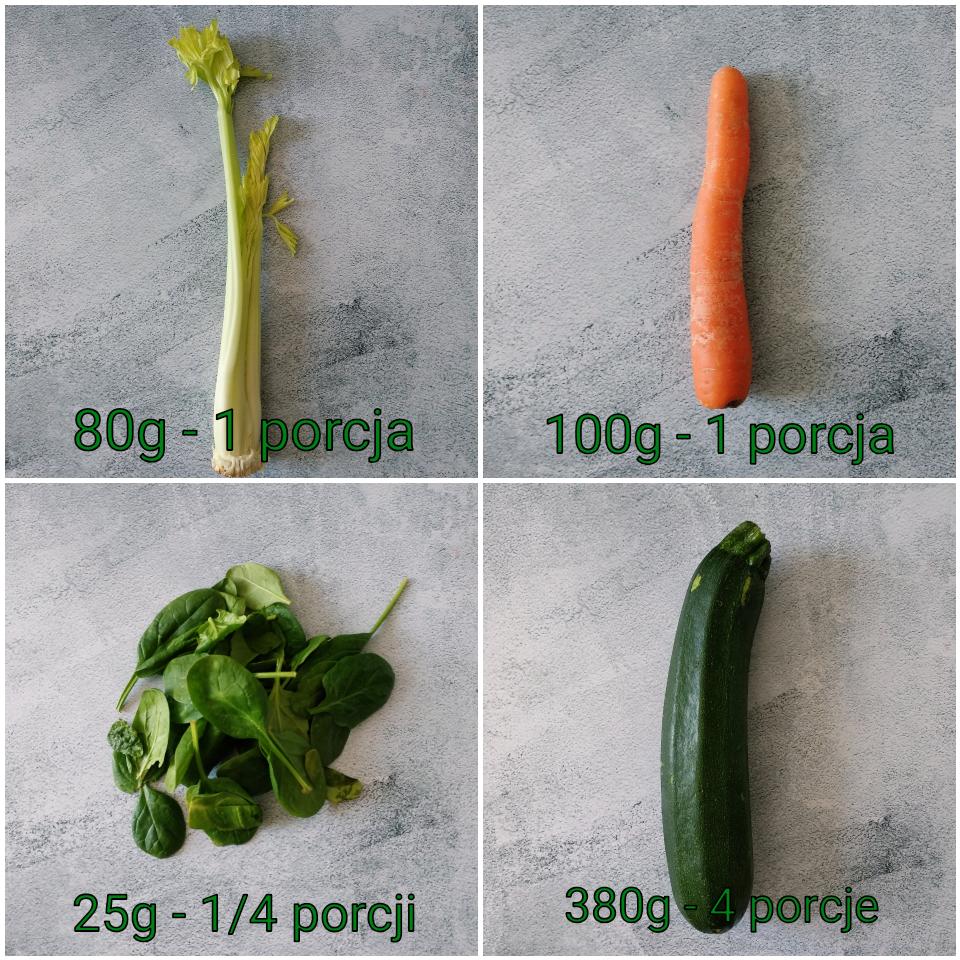 Zdjęcie nr 1 - 5 porcji warzyw w praktyce
