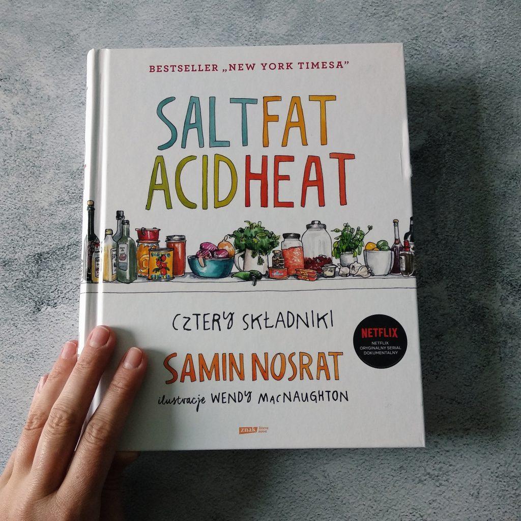 Zdjęcie nr 1 - Cudowna książka Salt Fat Acid Heat i pesto z bazylii